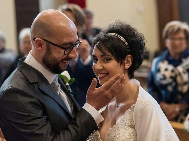 Il matrimonio di Massimiliano e Giulia a Cusano Milanino, Milano 35