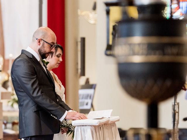 Il matrimonio di Massimiliano e Giulia a Cusano Milanino, Milano 37