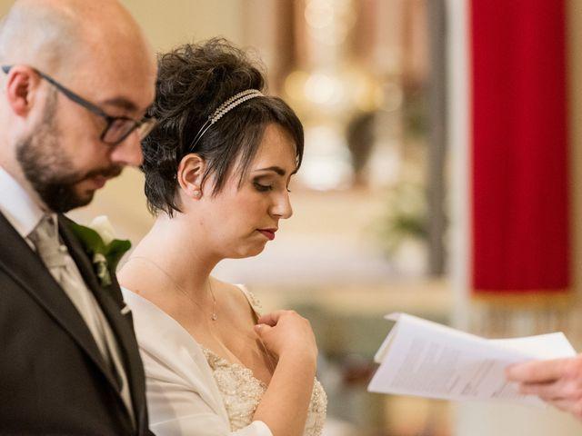 Il matrimonio di Massimiliano e Giulia a Cusano Milanino, Milano 40