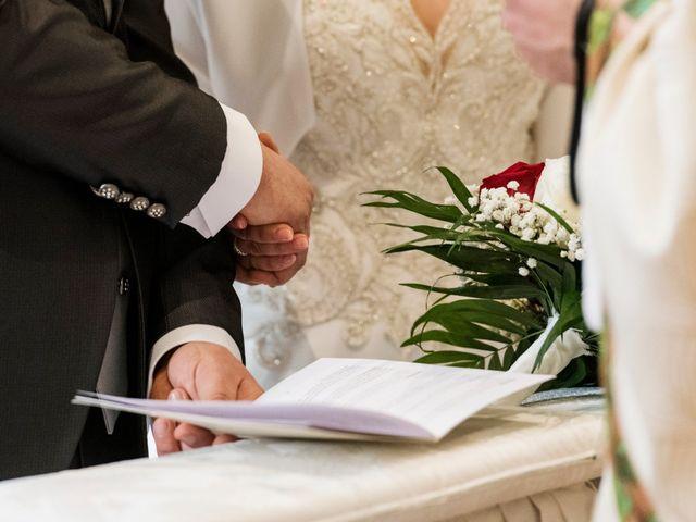 Il matrimonio di Massimiliano e Giulia a Cusano Milanino, Milano 41