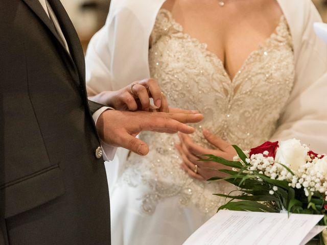 Il matrimonio di Massimiliano e Giulia a Cusano Milanino, Milano 42