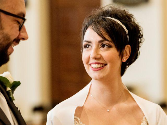 Il matrimonio di Massimiliano e Giulia a Cusano Milanino, Milano 43