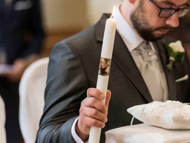 Il matrimonio di Massimiliano e Giulia a Cusano Milanino, Milano 45