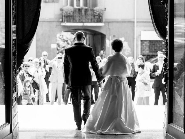 Il matrimonio di Massimiliano e Giulia a Cusano Milanino, Milano 50