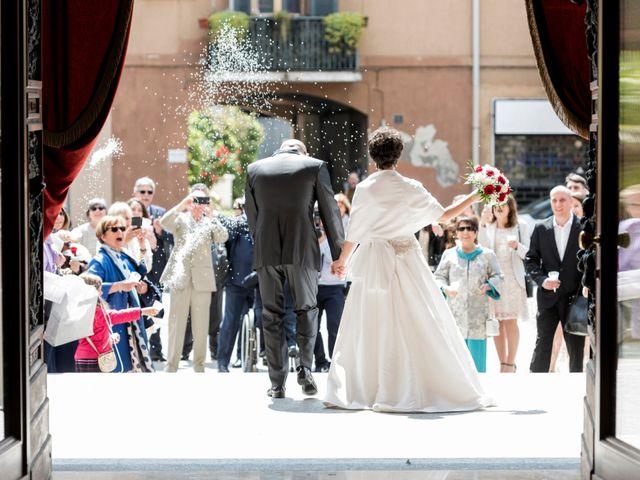 Il matrimonio di Massimiliano e Giulia a Cusano Milanino, Milano 51