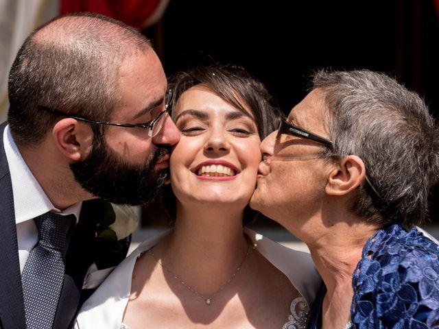 Il matrimonio di Massimiliano e Giulia a Cusano Milanino, Milano 52