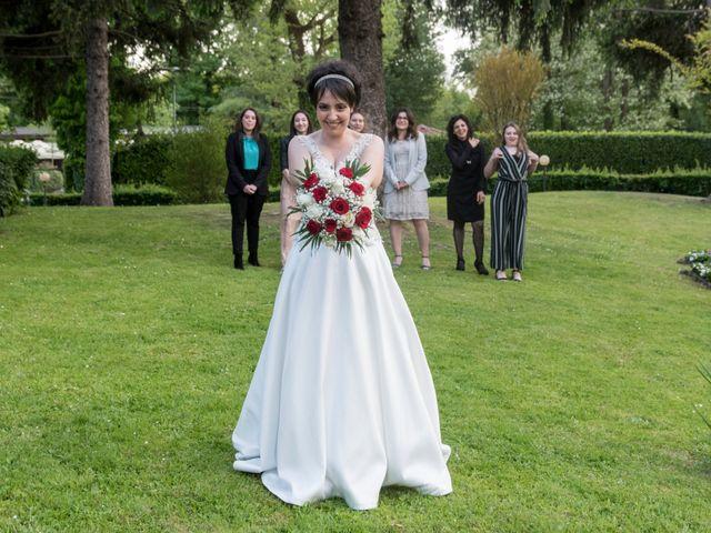 Il matrimonio di Massimiliano e Giulia a Cusano Milanino, Milano 54