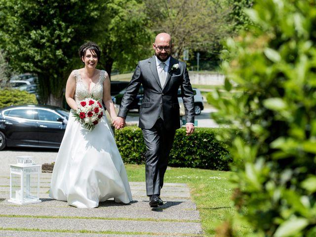 Il matrimonio di Massimiliano e Giulia a Cusano Milanino, Milano 57
