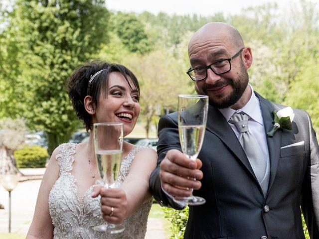 Il matrimonio di Massimiliano e Giulia a Cusano Milanino, Milano 58