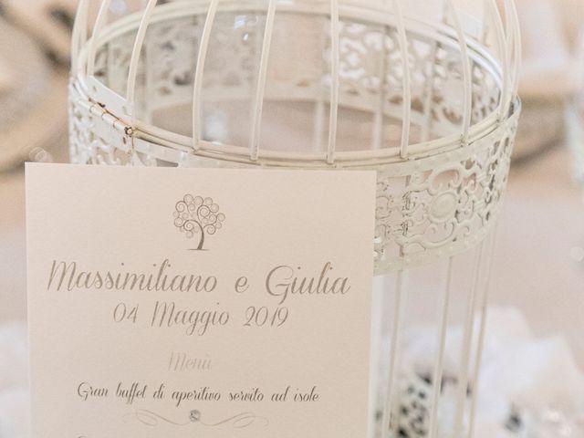 Il matrimonio di Massimiliano e Giulia a Cusano Milanino, Milano 63