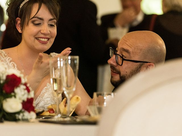 Il matrimonio di Massimiliano e Giulia a Cusano Milanino, Milano 66