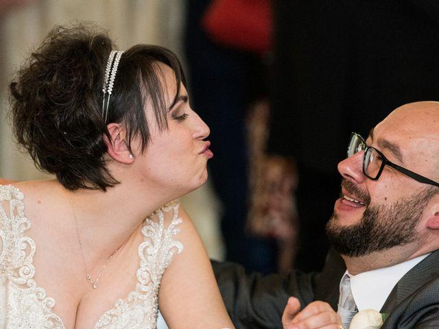 Il matrimonio di Massimiliano e Giulia a Cusano Milanino, Milano 67