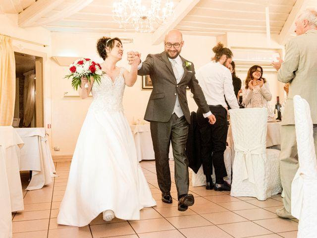 Il matrimonio di Massimiliano e Giulia a Cusano Milanino, Milano 68