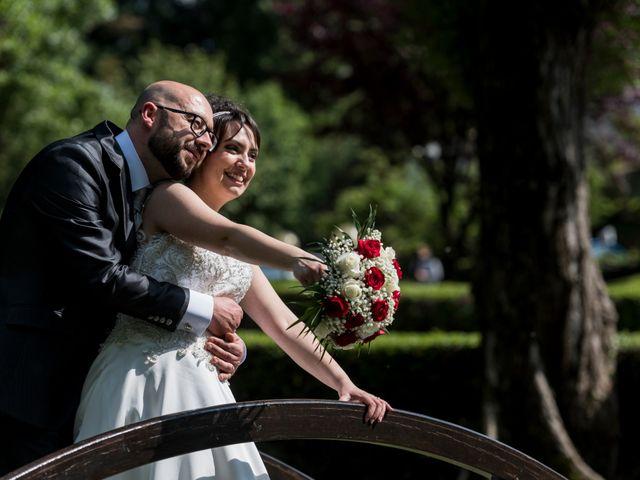 Il matrimonio di Massimiliano e Giulia a Cusano Milanino, Milano 72