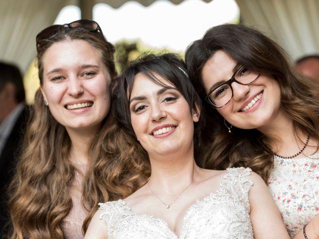 Il matrimonio di Massimiliano e Giulia a Cusano Milanino, Milano 81