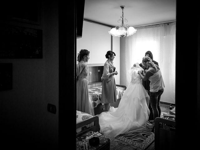 Il matrimonio di Cristina e Paolo a Galliera Veneta, Padova 14