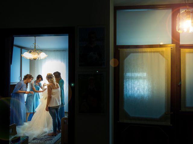 Il matrimonio di Cristina e Paolo a Galliera Veneta, Padova 15