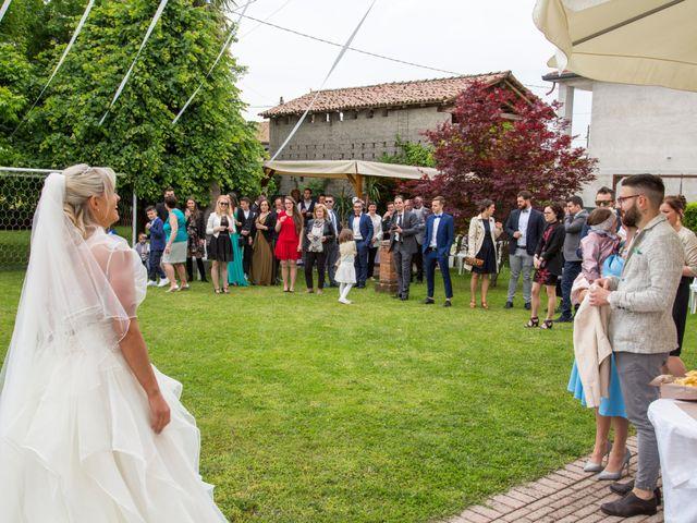 Il matrimonio di Cristina e Paolo a Galliera Veneta, Padova 25