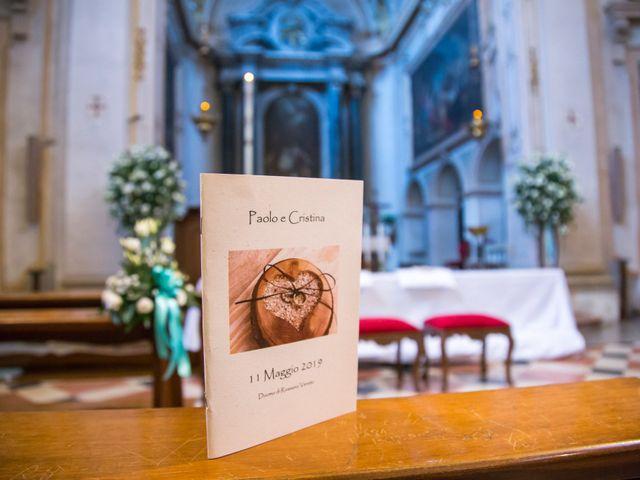 Il matrimonio di Cristina e Paolo a Galliera Veneta, Padova 30