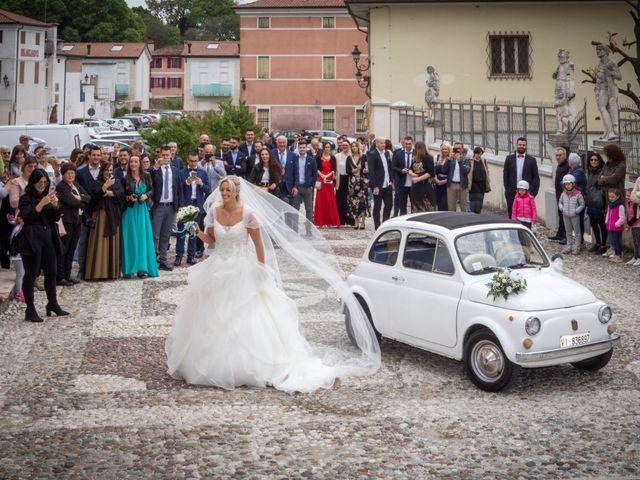 Il matrimonio di Cristina e Paolo a Galliera Veneta, Padova 33
