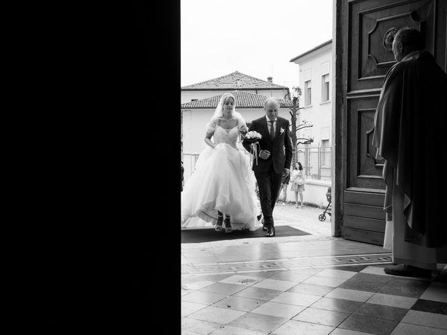 Il matrimonio di Cristina e Paolo a Galliera Veneta, Padova 1