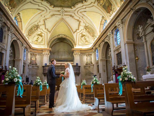 Il matrimonio di Cristina e Paolo a Galliera Veneta, Padova 41