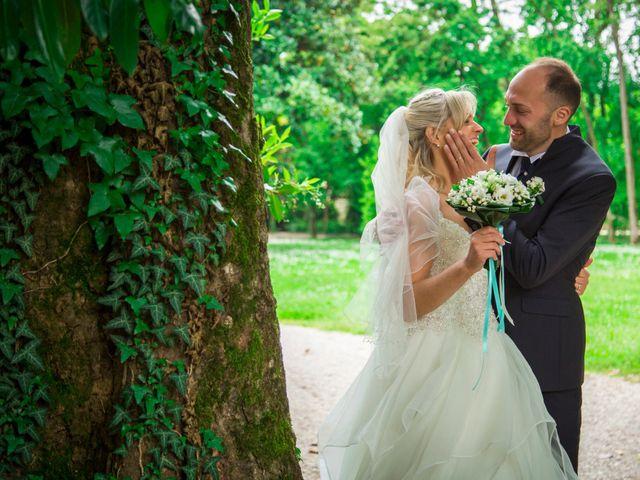 Il matrimonio di Cristina e Paolo a Galliera Veneta, Padova 47