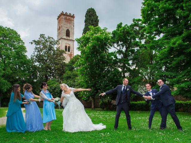 Il matrimonio di Cristina e Paolo a Galliera Veneta, Padova 50