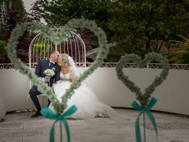 Il matrimonio di Cristina e Paolo a Galliera Veneta, Padova 55