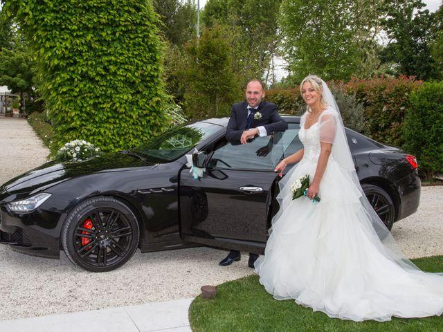 Il matrimonio di Cristina e Paolo a Galliera Veneta, Padova 59