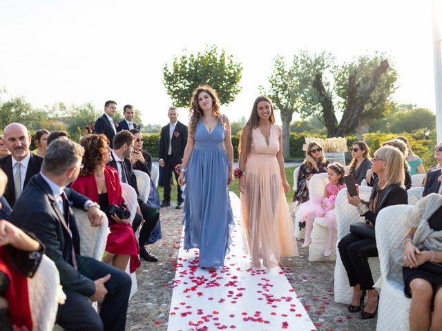 Il matrimonio di Fabrizio e Francesca a Capriolo, Brescia 32
