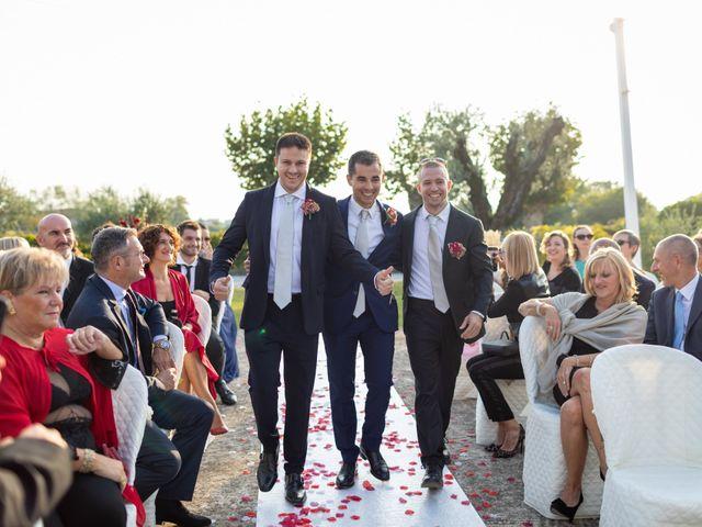 Il matrimonio di Fabrizio e Francesca a Capriolo, Brescia 33