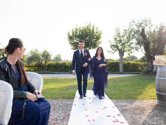 Il matrimonio di Fabrizio e Francesca a Capriolo, Brescia 34