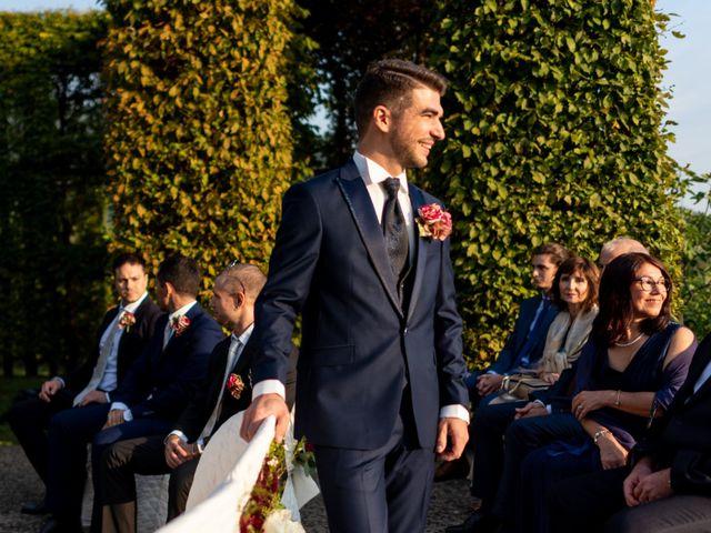 Il matrimonio di Fabrizio e Francesca a Capriolo, Brescia 37