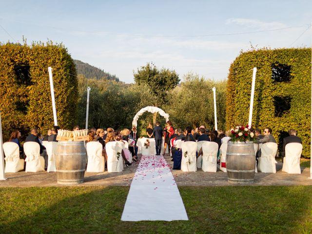Il matrimonio di Fabrizio e Francesca a Capriolo, Brescia 40