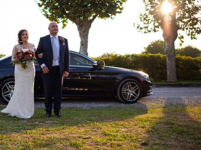 Il matrimonio di Fabrizio e Francesca a Capriolo, Brescia 44