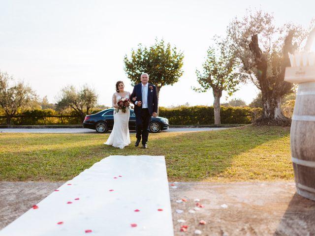Il matrimonio di Fabrizio e Francesca a Capriolo, Brescia 45