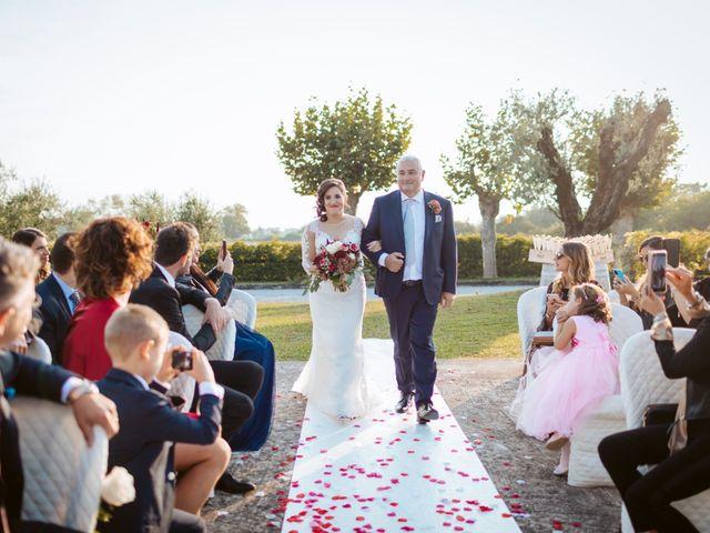 Il matrimonio di Fabrizio e Francesca a Capriolo, Brescia 46