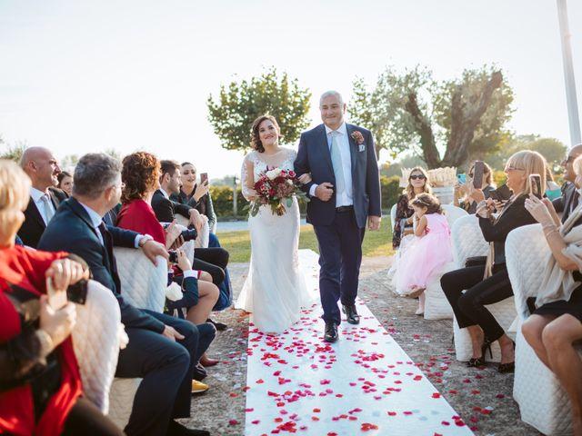 Il matrimonio di Fabrizio e Francesca a Capriolo, Brescia 47