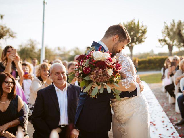 Il matrimonio di Fabrizio e Francesca a Capriolo, Brescia 51