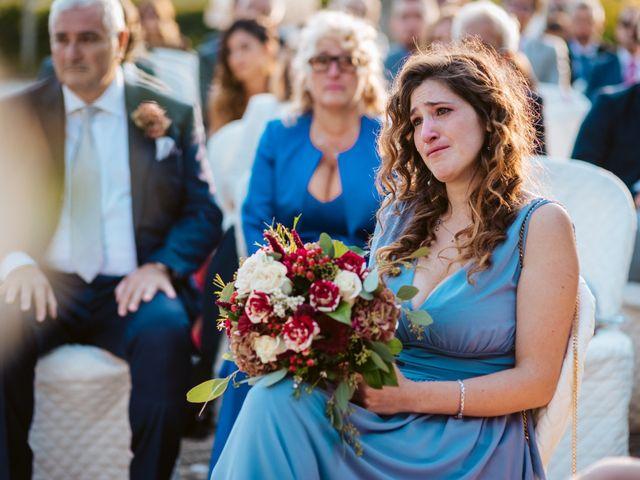 Il matrimonio di Fabrizio e Francesca a Capriolo, Brescia 55