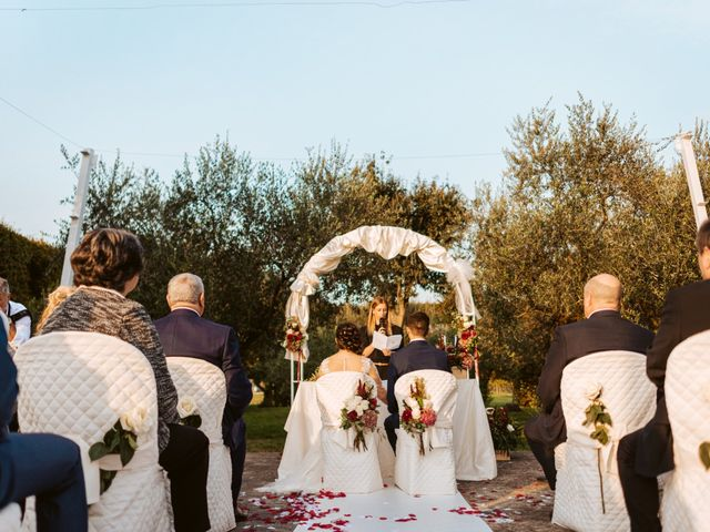 Il matrimonio di Fabrizio e Francesca a Capriolo, Brescia 56
