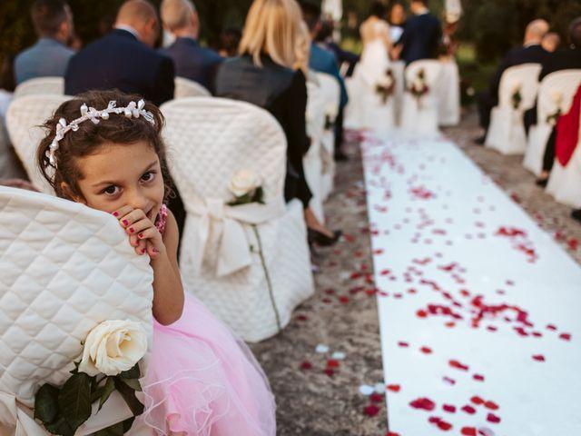 Il matrimonio di Fabrizio e Francesca a Capriolo, Brescia 64