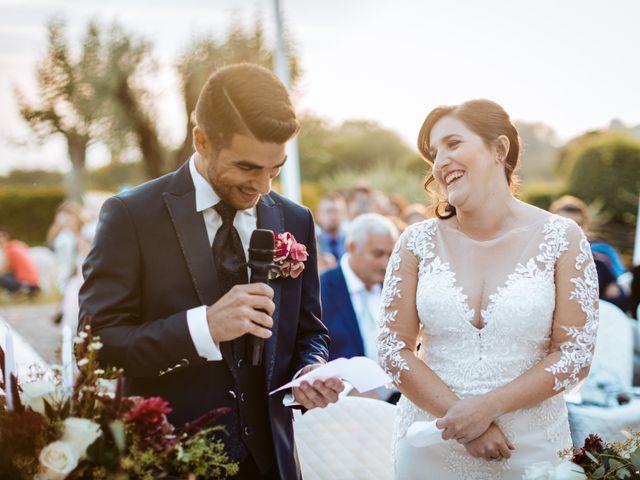 Il matrimonio di Fabrizio e Francesca a Capriolo, Brescia 65