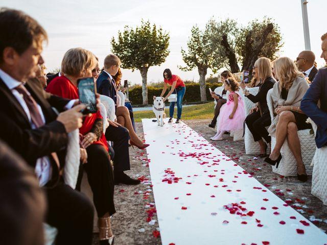 Il matrimonio di Fabrizio e Francesca a Capriolo, Brescia 68