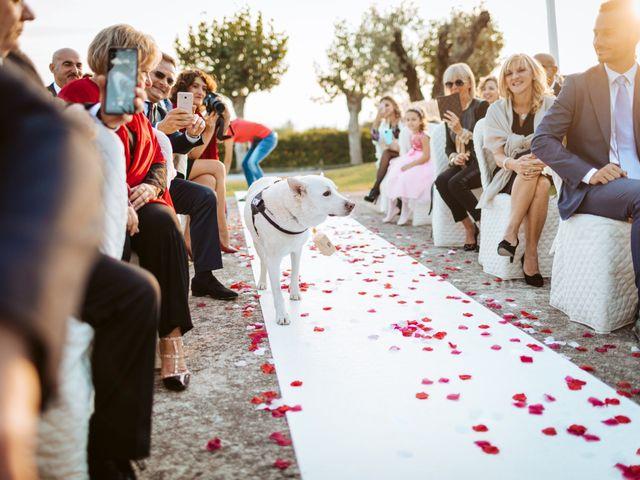 Il matrimonio di Fabrizio e Francesca a Capriolo, Brescia 69