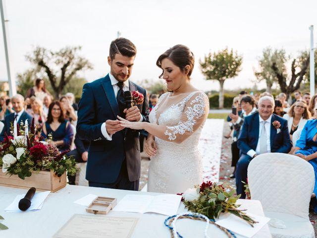 Il matrimonio di Fabrizio e Francesca a Capriolo, Brescia 73