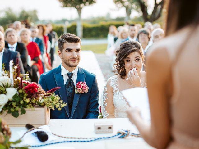 Il matrimonio di Fabrizio e Francesca a Capriolo, Brescia 76