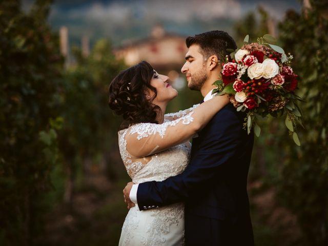 Il matrimonio di Fabrizio e Francesca a Capriolo, Brescia 98
