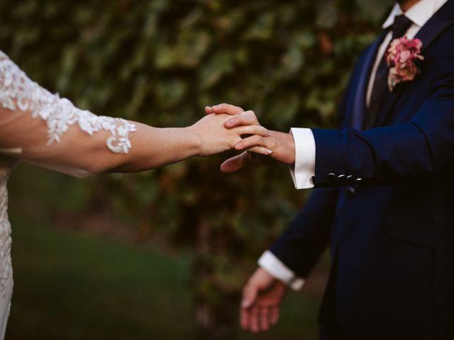 Il matrimonio di Fabrizio e Francesca a Capriolo, Brescia 99